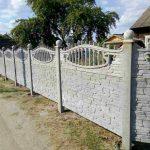 забор жб