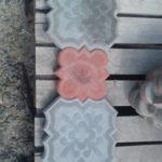 Тротуарная плитка Лотос